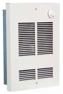 1,500W @ 120V Shallow Wall,