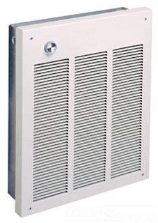 4,800W @ 208V 1P Wall Heater, Fan Forced