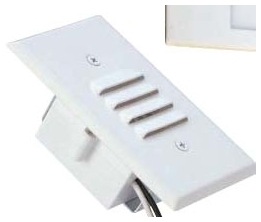 Mini LED Step Light w/Horizontal & Vertical