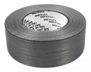 """2""""x60-YD SILVER DUCT TAPE 24-PK"""