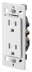 15A TR RECPT USB CHRGR