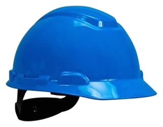Hard Hat Blue Ratchet Susp