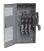 100A 3PH 600 VOLT FUSED SWITCH