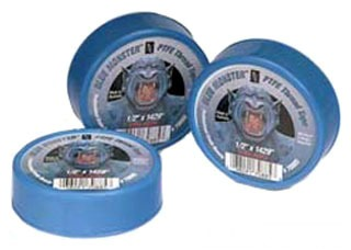 "MIL-R 70887 1"" X 1429"" BLUE MONSTER TEFLON TAPE"