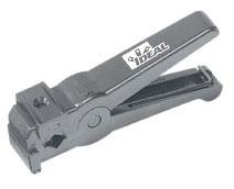 45-520 IDEAL COAX STRIPPER- 3 STEP BLACK 240 BRAID/DIELECTRIC