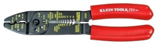 1001 KLEIN MULTI-PURPOSE ELECTRICIANS TOOL- 8-22 AWG
