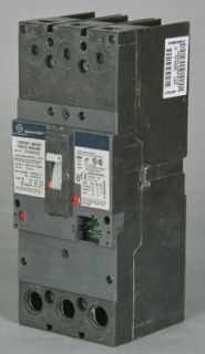SFHA24AT0250 GE 2P 250A 480V 35KAIC MOLDED CASE CIRCUIT BREAKER