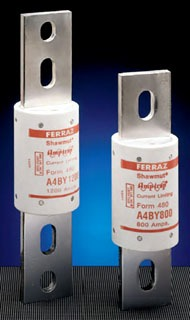 A4BY5000 MERSEN 5000A 600V CLASS-L TIME-DELAY FUSE