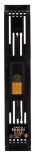 SAMI-2I BUSSMANN 0-30A 600V INDICATING FUSE COVER