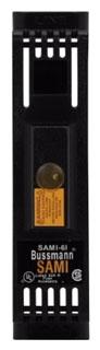 SAMI-6I BUSSMANN 35-60A 600V INDICATING FUSE COVER