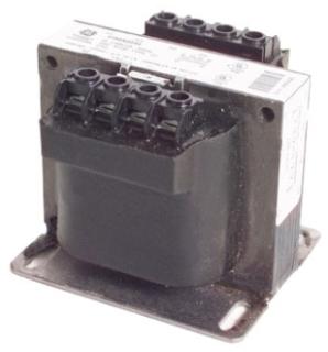 9T58K0043 GE 75VA 220/480-120 1PH CONTROL TRANSFORMER