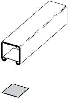 B590 B-LINE FIBER WIRE RETAINER 78101155922