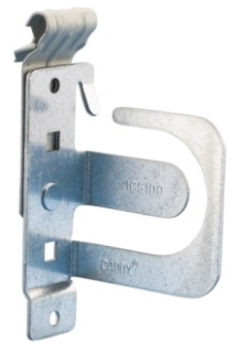 MCS100AF14 CADDY BRACKET,SUPPORT,CABLE MC/AC #12/14 FROM Z PURLIN
