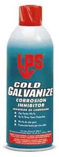 00516 LPS 16-OZ SPRAY COLD GALVANIZE