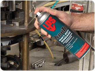 03520 LPS 15-OZ ZERO-TRI SUPER CLEANE R/DEGREASER LP