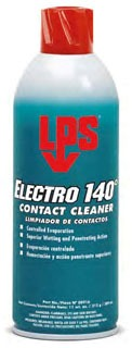 00916 LPS 16 OZ ELECTRO 140 ELECTRICAL CLEANERS