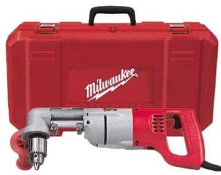 3102-6 MTC PLUMBERS RIGHT ANGLE DRILL KIT MILW