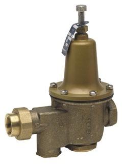 3/4 LFU5BLP-Z3 WATTS LF WATER PRV 10-35 PSI 0009128
