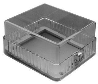 TG1 TPI PLASTIC STAT GUARD / 6 1/4