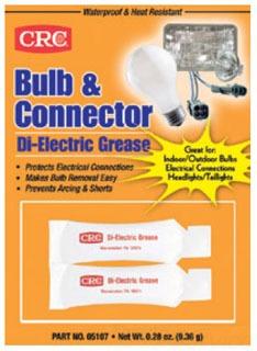 05107 CRC BULB & CONNECTOR DI-ELECTRC GREASE