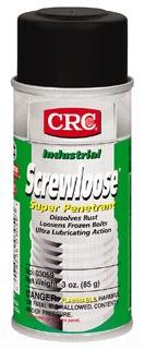 03060 CRC SCREWLOOSE PENETRATING LUBE