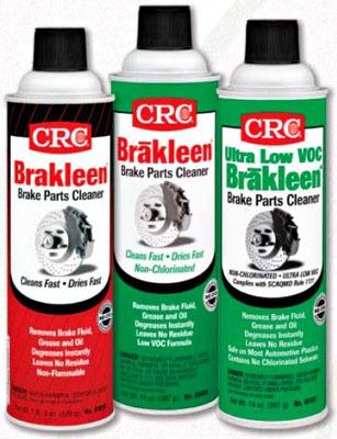 05089 CRC BRAKE CLEANER-20 OZ AEROSOL