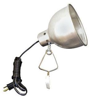 CL300 FOSTORIA CLAMP ON LIGHT FIXTURE