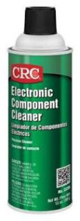 03200 CRC ELECTRONIC COMPONENT CLEANERHEAVY DUTY PRECISION CLEANER 07825403200