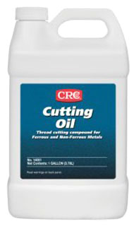 14051 CRC 1GAL THREADING OIL WAS 02103CRC