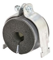 IPH15812 B-LINE ARMAFIX CLAMP, ASSEMBLY, 1/2-IN. WALL INSULATION THICKNESS, 15/8 OD 78205134620