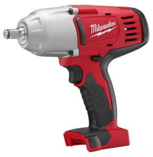 2663-20 MILWAUKE FRICTION RING CORDLESS 1/2IN HIGH TORQUE IMPACT WRENCH