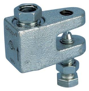 CRLB37EG CADDY CADDY ROD LOCK BEAM CLAMP161-Y2 78285664943 25/CASE