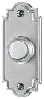 PB15LSN NUTONE WIRED CHIME SATIN NICKEL