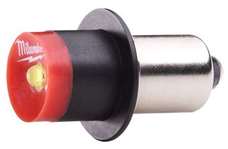 49-81-0090 MILWAUKE 9.6V TO 28V UPGRADE TO LED BULB