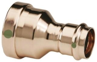 20730 4X3 PROPRESS XL REDUCER COUPLING COPPER EPDM SEAL ( XL-C )