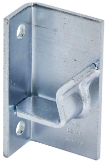 B214RZN B-LINE REEL RACK SUPPORT FOR 1/4-IN. PIPE, RIGHT HAND, ZINC PLATED 78101152183