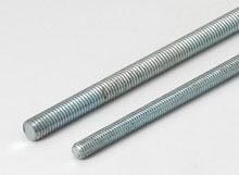 ATR,3/4X120SS4 B-LINE ALL THREADED ROD, 3/4-IN.-10 THREAD, 120-IN. LENGTH, STAINLESS STEEL 304 78101187918