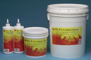 WL-1 3M WIRE PULLING LUBRICANT (GALLON) 05400750623