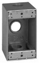 EGS WDM150 1-GANG DEEP BOX 3-1/2