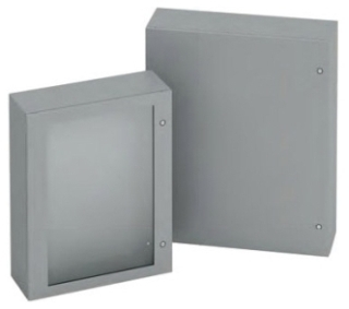 B-Line Series 24308-SD Type 4/12 Single Solid Door Enclosure