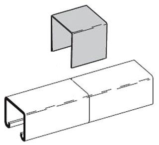 B-LINE B380-22GALV JOINT SPLICE PLA