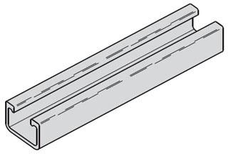 B-LINE BFV42-240 1-IN. X 1 5/8-IN.
