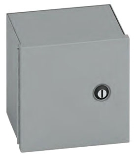 B-Line Series 14126-1 Type 1 Less Panel 14 x 12 x 6 Inch Enclosure