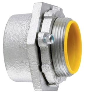 Crouse-Hinds Series MHUB2 3/4 Inch Malleable Iron Conduit Hub