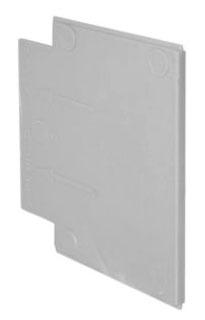 Crouse-Hinds Series TP1000 PVC Switch Box Low Voltage Partition
