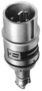 CRS-H SP6463D 60A 3W4P PLG CAB GRIP