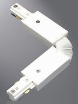ETNCL L902P FLEX CONNECTOR, WHITE