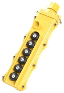 WOOD 5056-1N PLASTIC PENDANT- 6 BT
