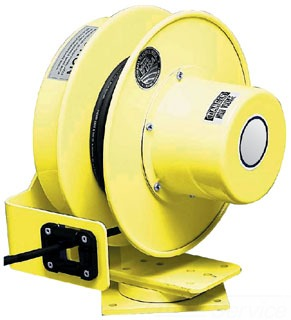 Ericson Manufacturing Company 5103-40 600 Volt 25 Amp #10/3 AWG SOW Cord Reel