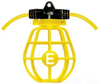 Ericson Manufacturing Company 14250 50 Foot 120 Volt 14/2 SJTW NEMA 1-15 Molded Stringlight